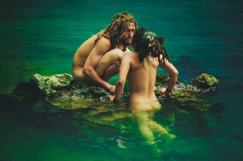 Experience the Freedom of Not Wearing Clothes!